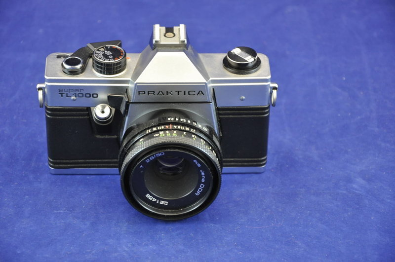 Praktica super tl mm camera review u simon hawketts photo