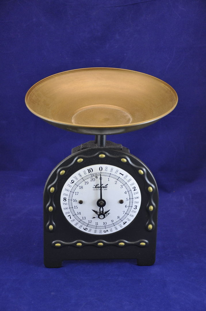 Soehnle Kitchen Scale In Art Nouveau Style Available At Kusera