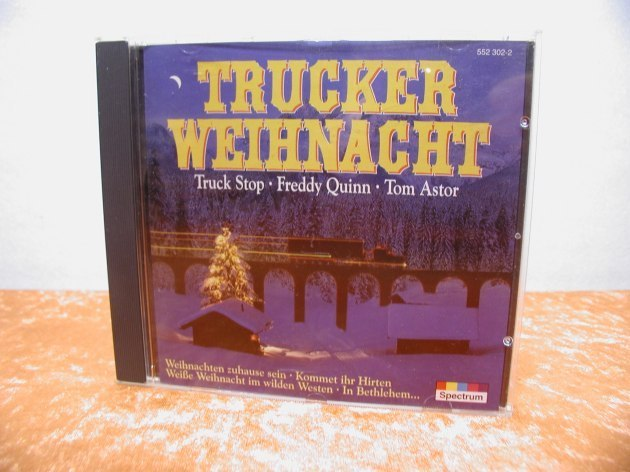 trucker weihnacht mit truck stop cd kaufen bei kusera. Black Bedroom Furniture Sets. Home Design Ideas