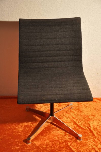 vitra aluminum group chair ea105 herman miller eames kusera. Black Bedroom Furniture Sets. Home Design Ideas