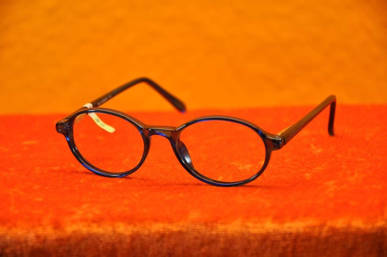 Brille Kunststoff in Blau von BI - kaufen bei Shop KuSeRa