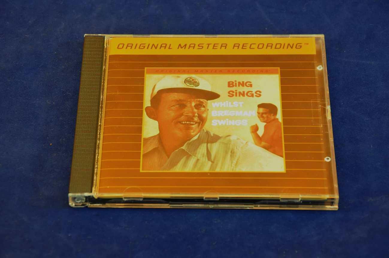 Bing Sings Whilst Bregman Swings Bing Sings Whilst