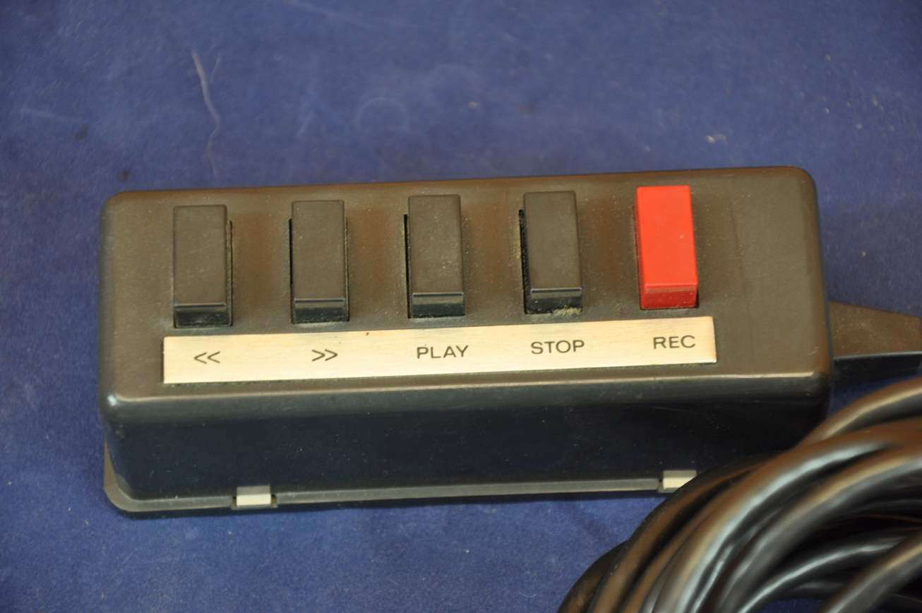 Cable Control Box : Cable remote control for revox a box kusera