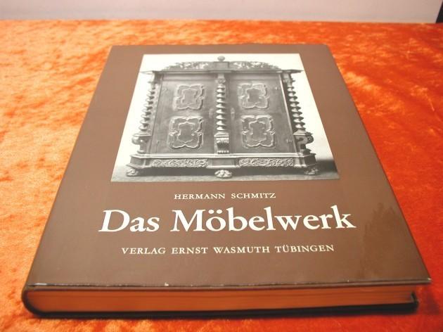 Das Mobelwerk In German Von Hermann Schmitz Kusera