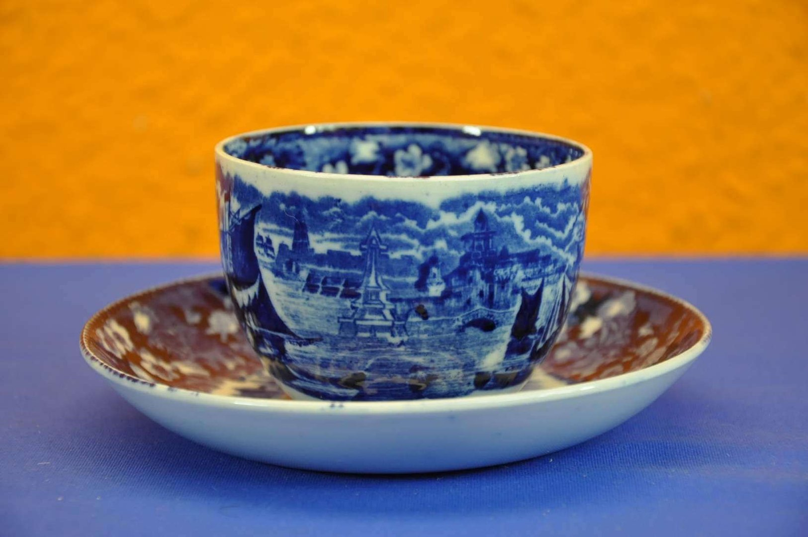 wedgwood ferrara kaffee gedeck blau weiss um 1900 shop kusera. Black Bedroom Furniture Sets. Home Design Ideas