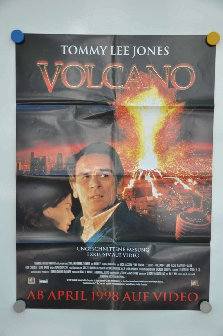 movie essay on volcano Unlike most editing & proofreading services, we edit for everything: grammar, spelling, punctuation, idea flow, sentence structure, & more get started now.