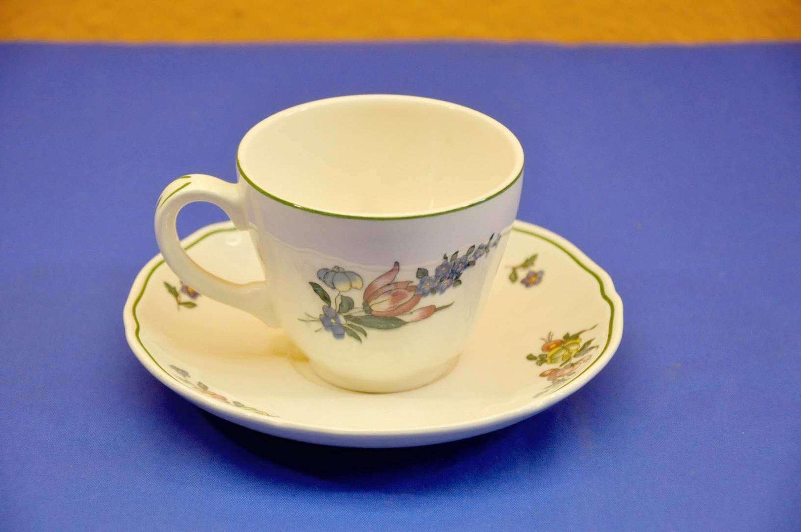 Villeroy boch old strasbourg coffee cup safe sale at for Villeroy boch sale