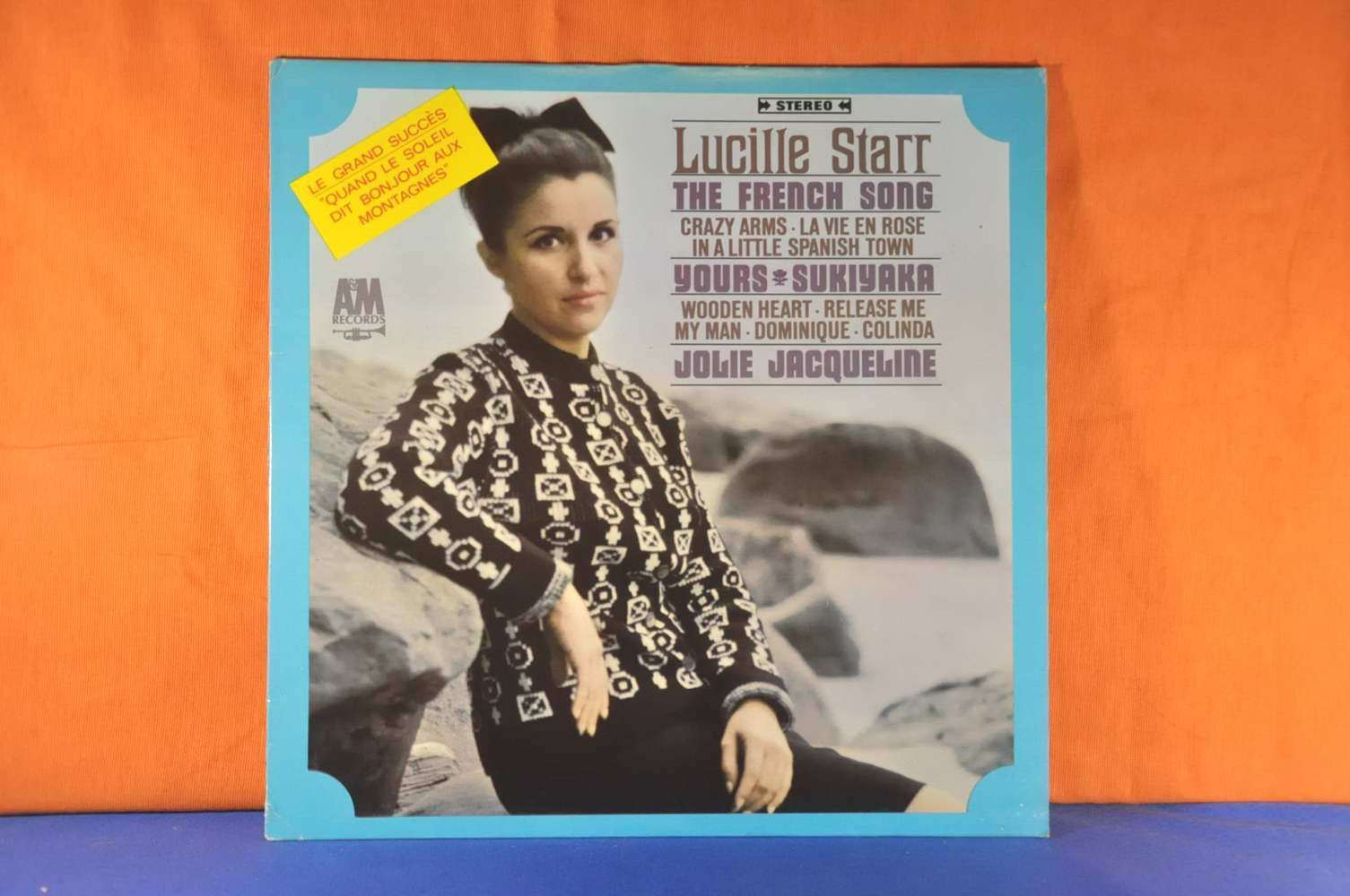 Lucille Starr The French Song Lp Vinyl