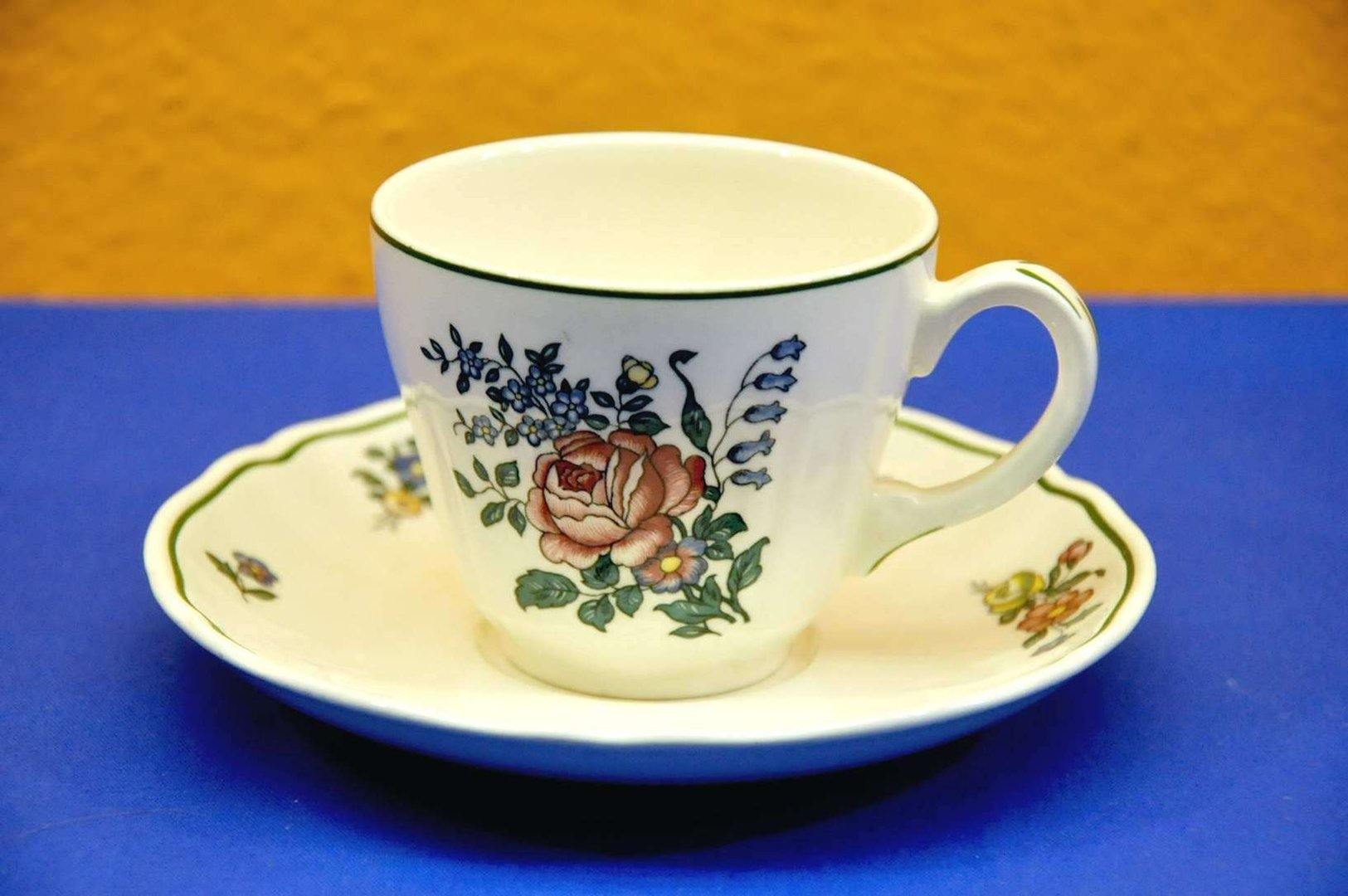 Coffee Boch Strasbourg Old Cup Rose Villeroyamp; QrxsdCth