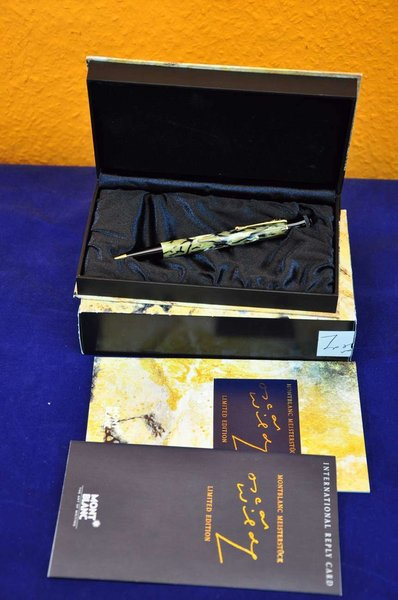 Montblanc Meisterstück Oscar Wilde Bleistift - mechanical pencil\\n\\n03.03.2015 12:43
