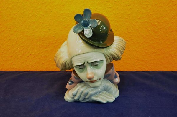 Porzellanfigur von Gallo, Clown\\n\\n20.05.2014 11:08