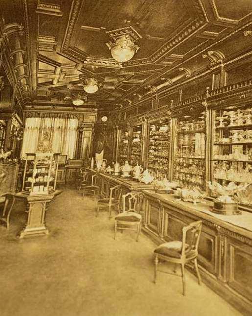 Friedlaender-Werksatt-um-1900