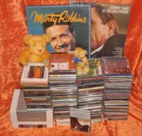 Musik: CD / LP / Singles / MC / LD / DVD / Blu-ray