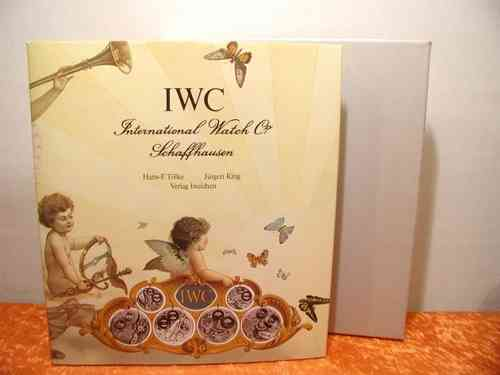 IWC International Watch Co Schaffhausen Ineichen 1986