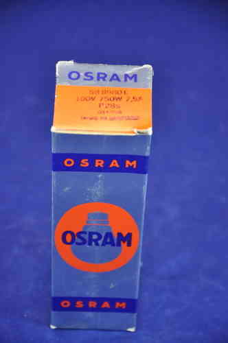 Projector lamp Osram 100V 750W P28s connection