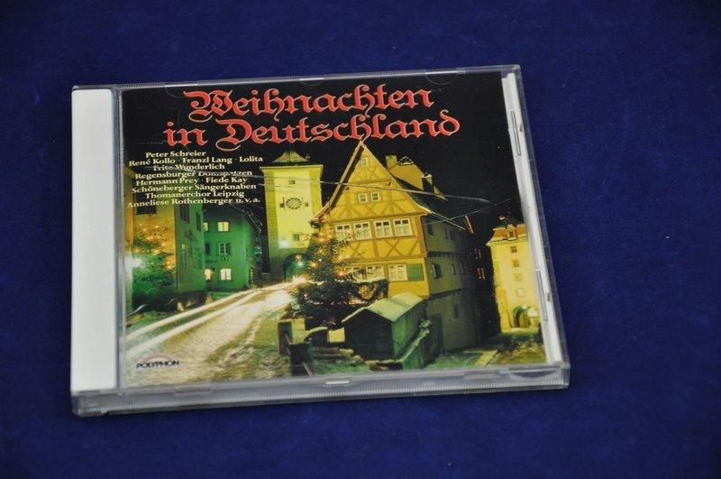 Weihnachten in Deutschland CD-Album
