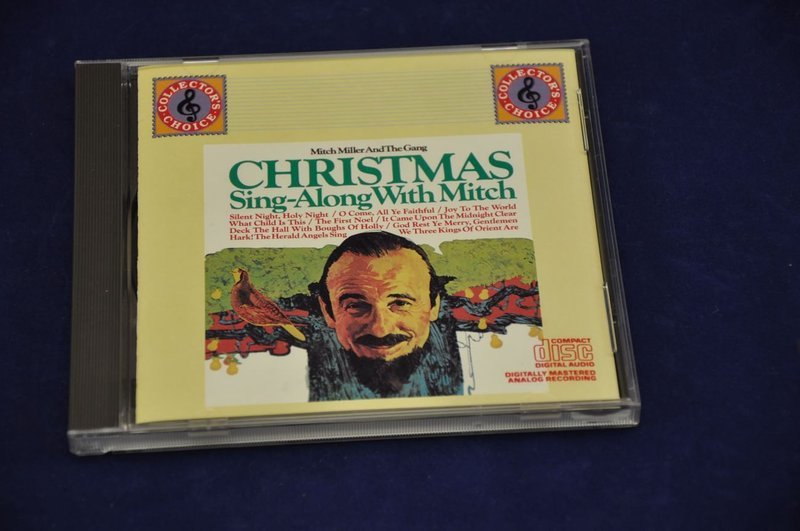 with me mitch miller and the gang christmas sing along