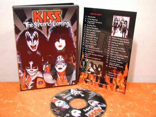KISS The Second Coming DVD Video