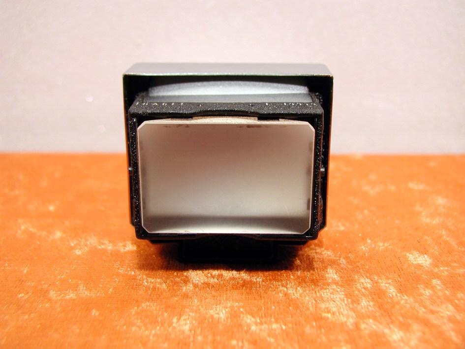 Original EXA EXAKTA Prisma Sucher Lichtschacht Prism Finder Ihagee Dresden