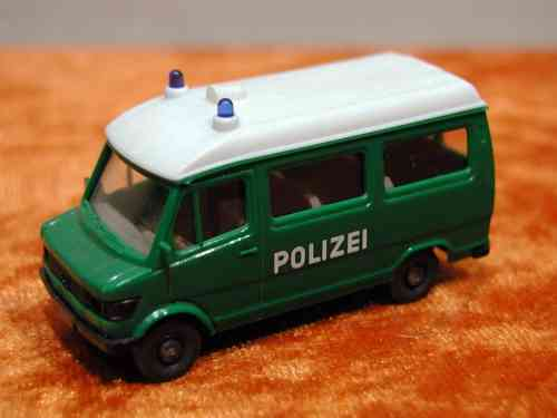 Wiking Mercedes Benz 280-282 Polizei Transporter *TOP*