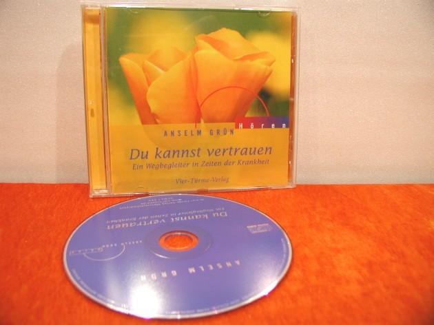 Du kannst vertrauen Anselm Grün - CD sale at Shop KuSeRa