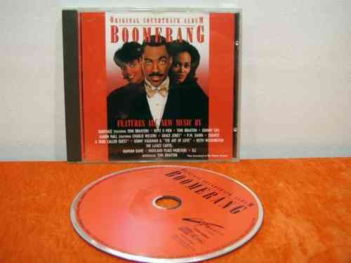 BOOMERANG Original Soundtrack Album