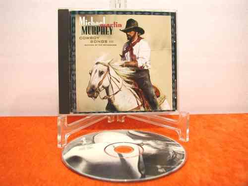 Michael Martin Murphey - Cowboy Songs III CD