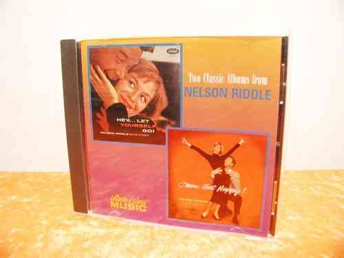 Two Classic Albums from Nelson Riddle