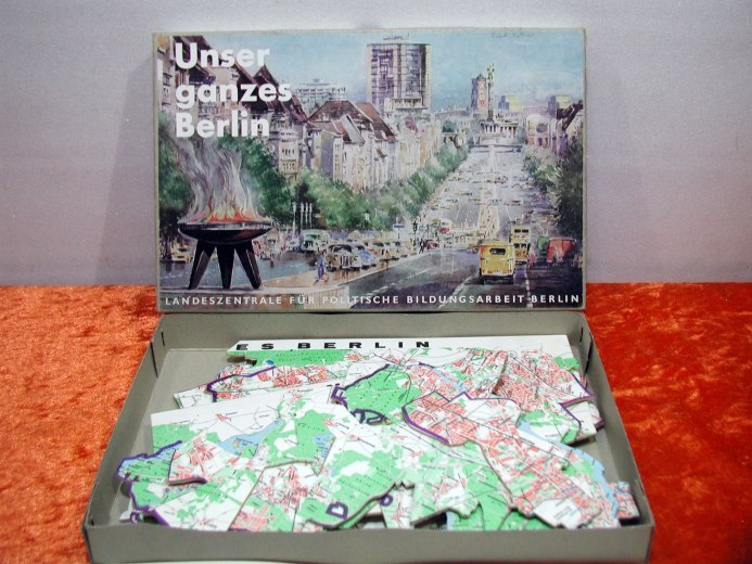 puzzle berlin skyline