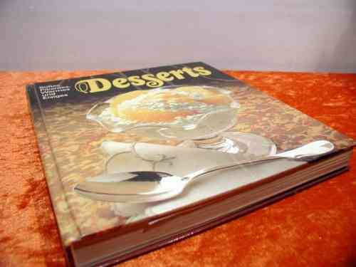 Desserts - Cookbook