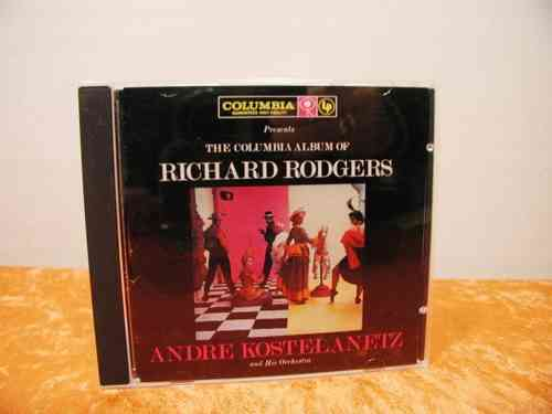 Andre Kostelanetz Columbia Album Of Richard Rodgers