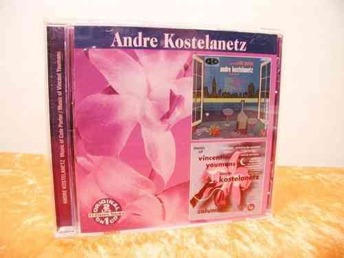 Andre Kostelanetz Music Of Cole Porter + Vincent Youmans