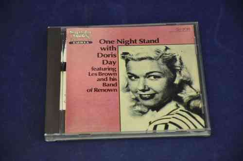 One Night Stand With Doris Day - Album CD