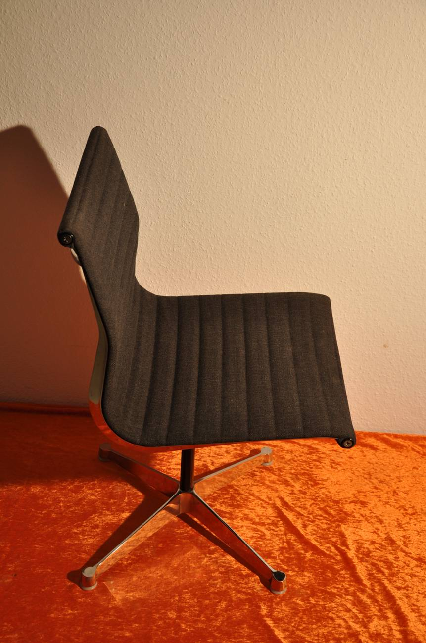 Vitra Aluminum Group Chair EA105 Herman Miller Eames ... & Vitra Aluminum Group Chair EA105 Herman Miller Eames - KuSeRa