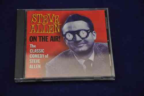 Steve Allen On The Air! The Classic Comedy Steve Allen