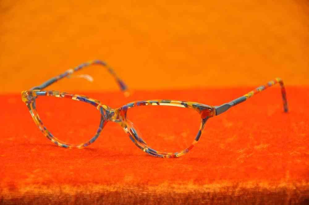 Brille Kunststoff in Bunt von Mema - KuSeRa