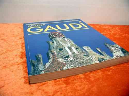 German book Rainer Zerbst Antoni Gaudi