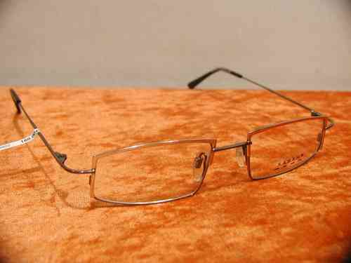 Glasses silver color metal by Sabahn