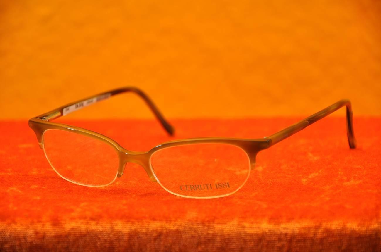 CERRUTI 1881 ungetragene randlose Brillenfassung - Shop KuSeRa