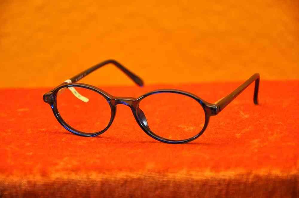 neueste Kollektion UK Verfügbarkeit Genieße den kostenlosen Versand Brille Kunststoff in Blau von BI - kaufen bei Shop KuSeRa