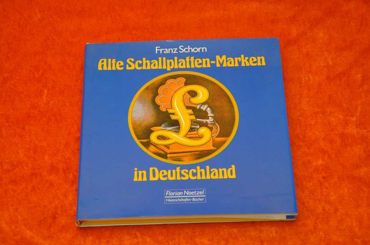 german book alte schallplatten marken in deuschland kusera. Black Bedroom Furniture Sets. Home Design Ideas