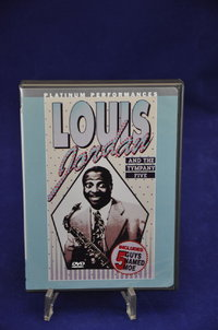Louis Jordan And The Tympany Five DVD Video