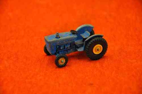 Matchbox Series No 39 Ford Tractor