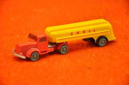 Wiking MB 5000 Shell Tank Truck 1:87