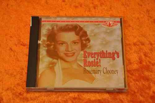 Rosemary Clooney CD Everything's Rosie!