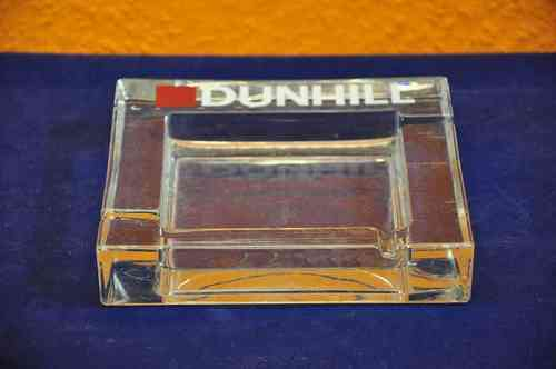Dunhill Ashtray Glass