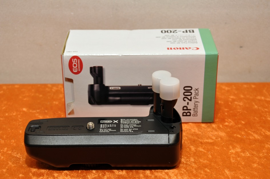 Canon bp battery pack originalverpackt kusera