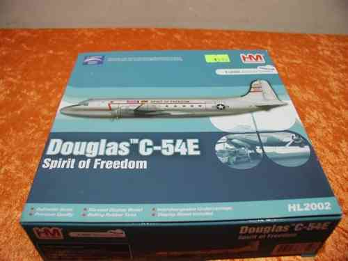 1:200 HM Douglas C-54E Airliners model NOS