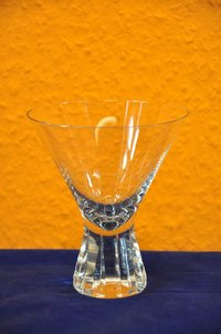 Vintage drinking glass Rosenthal Patricia Wagenfeld