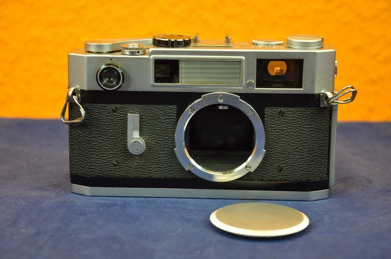 Entfernungsmesser Rangefinder : Canon s rangefinder entfernungsmesser m kusera